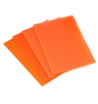 Wapsi Fly Foam - Salmon Fly Orange