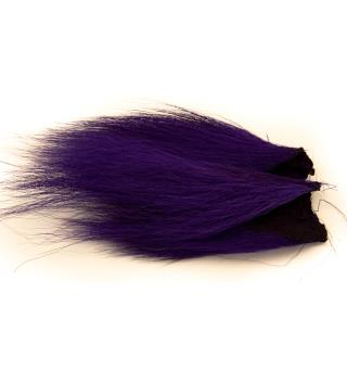 Bucktail piece - Purple Wapsi