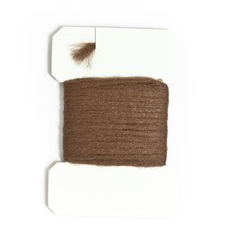 Polyyarn card - Dark Brown