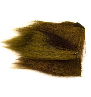 Bucktail piece - Olive Wapsi