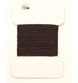 Antron Yarn Carded - Black