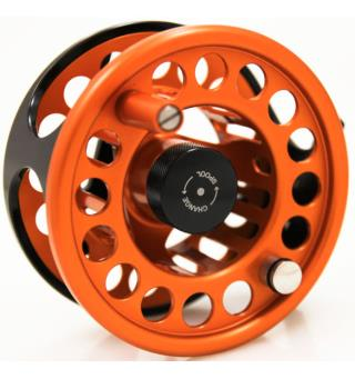 Loop Evotec G4 FW #4-6 Reservespole Orange