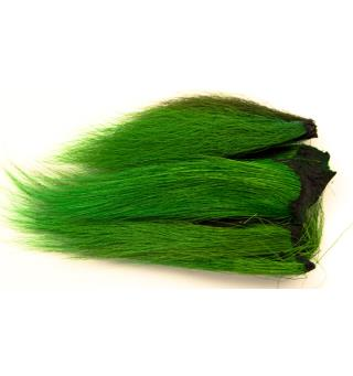 Bucktail piece - Green Highlander Wapsi