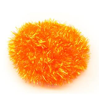 Cactus Chenille 15mm. - Orange
