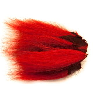 Bucktail piece - Red Wapsi