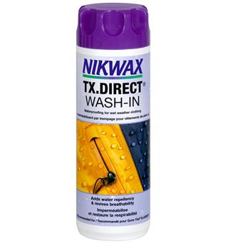 Nikwax TX. Direct Wash-in 300 ml Verdensledende imprignering