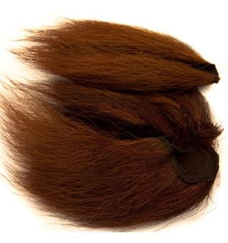 Bucktail piece - Brown Wapsi