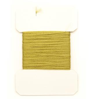 Antron Yarn Carded - Medium Olive