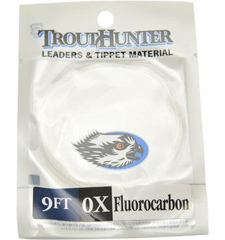 TroutHunter Fluorocarbon Leader  9'