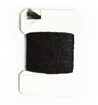 Polyyarn card - Black