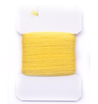 Antron Yarn Carded - Golden Yellow