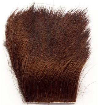 Elk Body Hair - Brown