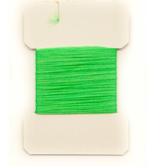 Antron Yarn Carded - Green Highlander