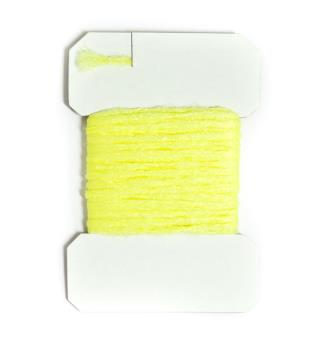 Polyyarn card - Light Yellow