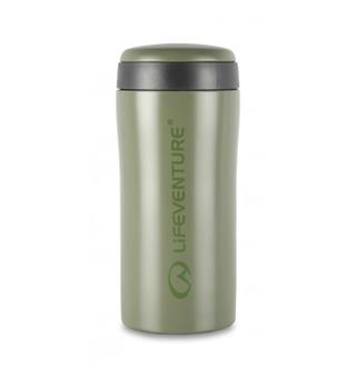Lifeventure Thermal Mug - Khaki Holder på varmen i opptil 4 timer!