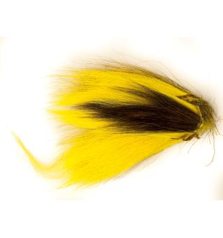 Bucktail piece - Yellow Wapsi