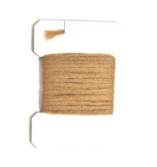 Polyyarn card - Medium Brown