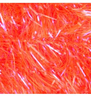 Super Uv Chenille - Fluo Orange Textreme