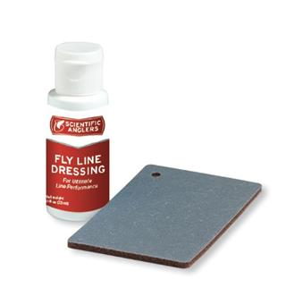 Scientific Angler FlyLine Dressing w/Pad