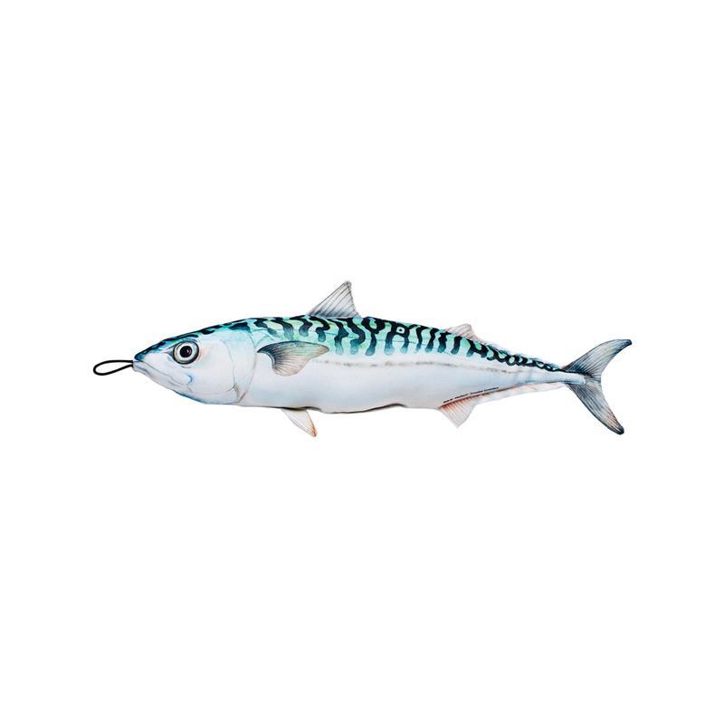 Fladen kosedyr Makrell Herlige kosedyr for ekte fiskere