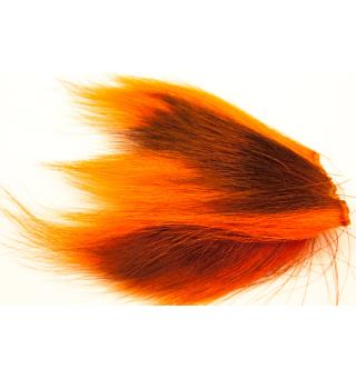 Bucktail piece - Orange Wapsi