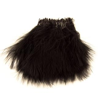 Marabou Blood Quill - Black