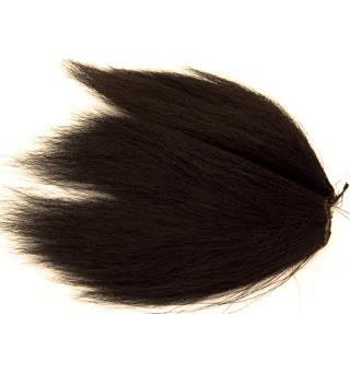 Bucktail piece - Black Wapsi
