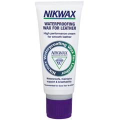 Nikwax Wax for Leather 100ml Kremvoks for mykt lær