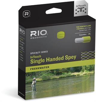 Rio InTouch Single Handed Spey 3D Flyt/Hover/Intermediate