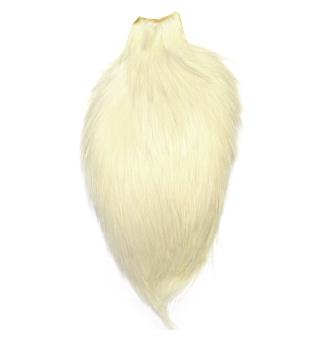 Whiting Spey Hackle - White Bronsegradering