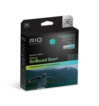 Rio InTouch Outbound Short Freshwater & Saltwater