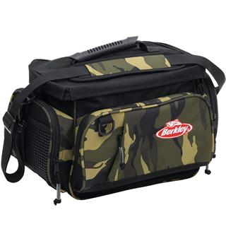 Berkley Camo Shoulder Bag 39 x 23 x 27 cm