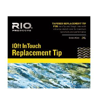 RIO 10' InTouch Replacement Tip #9 Sink 6