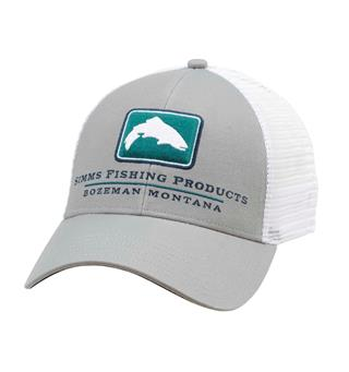 Simms Trout Icon Trucker Caps