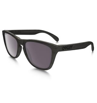 Oakley Frogskins Woodgrain Prizm Daily Polarized