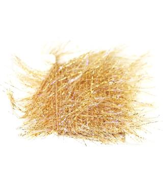 Long Hair Holo Chenille - UV/Gold