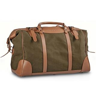 Blaser Weekender Bag Twill/Leather