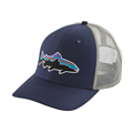 Patagonia Fitz Roy Trout Trucker Hat Classic Navy w/Drifter