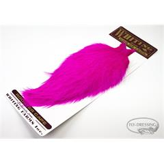 Whiting Coq De Leon Rooster Cape WD Pink
