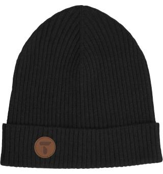 Tufte Bambull Blend Beanie One size Lue - Black