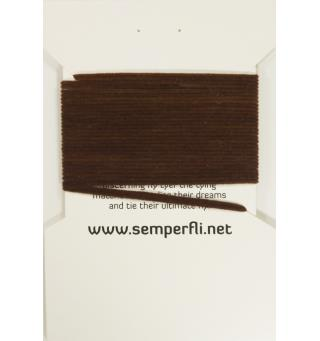 Semperfli Suede Chenille Chocolate