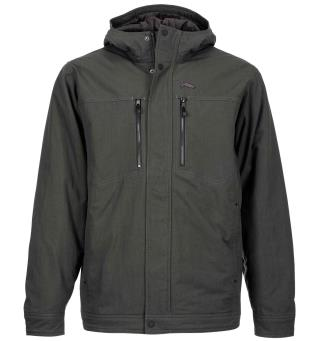 Simms Dockwear Hooded Jacket Carbon M