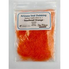 Arizona Seal - Steelhead Orange Dubbing