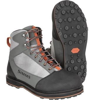 Simms Tributary Wading Boot Striker Grey - Gummisåle