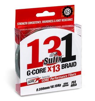 Sufix 131 G-Core X13 Braid