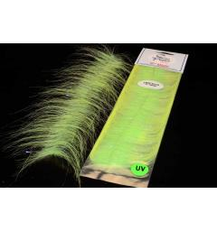 EP Craft Fur Brush Chartreuse Enrico Puglisi