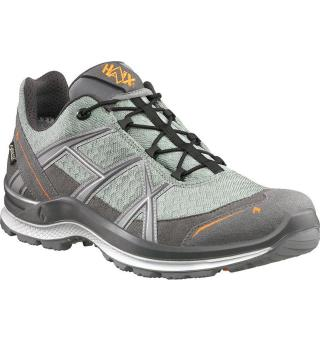Haix BLACK EAGLE Adventure 2.2 WS 36/3,5 GTX, Cloud/Orange, Low