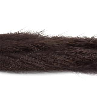 Rabbit Strips S-Cut 3mm. - Rusty Brown The Fly Co