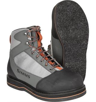 Simms Tributary Wading Boot Striker Grey - Filtsåle