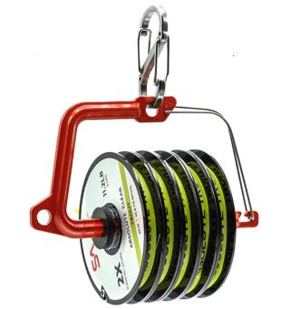 SA Switch Tippet Holder Red